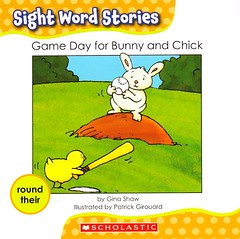 Game Day for Bunny and Chick (Vernon Barford School Library) Tags: new school fiction playing rabbit bunny bunnies chickens chicken sports animal animals sport reading book high play reader farm library libraries reads books super chick read paperback cover junior novel farms chicks covers bookcover rabbits pick middle vernon quick recent picks qr bookcovers paperbacks novels fictional readers readingmaterial barford softcover quickreads quickread readingmaterials sightwords vernonbarford softcovers sightword ginashaw superquickpicks superquickpick sightwordsstories 9780545343602 patrickgirouard