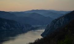 Naposletku (ArheoTamara) Tags: park sunset iron gates serbia national gorge danube srbija dunav reka zalazak nacionalni erdap lifestyleserbia