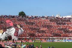 IMG_1699 (sk.ontour) Tags: king stadium ali morocco passion casablanca stadion pyro ultra derby winners hopping raja marokko ultras wac choreo groundhopping wydad greeneagles stademohamedv botolapro casablancaderby zettelchoreo