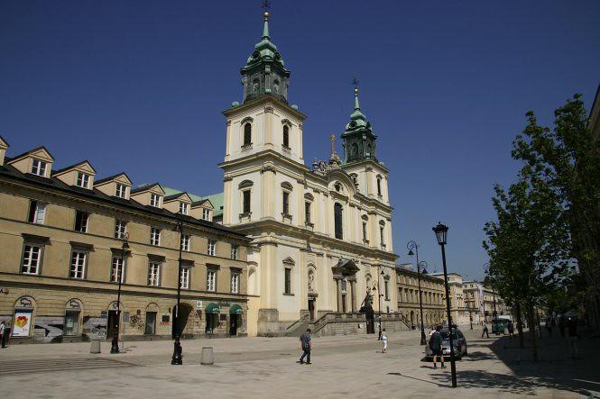 Nhà thờ Holy Cross, nơi lưu giữ trái tim của thiên tài âm nhạc Chopin - Ảnh wiki