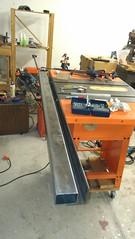 Making Table Saw Guide Rails