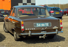 1972 Rover 3500 (peterolthof) Tags: rover 3500 sidecode2 5646te