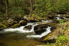 Smith Creek Cascades 03 (Jim Dollar) Tags: georgia helen streams annarubyfalls chattahoocheenationalforest smithcreek unicoistatepark jimdollar canon6d