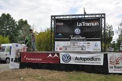 La Tramun2015 Arribada