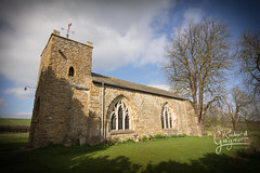 St Andrew's Church, Stainton le Vale (Richard Gaynor) Tags: church saint st andrews andrew vale le wolds binbrook stainton