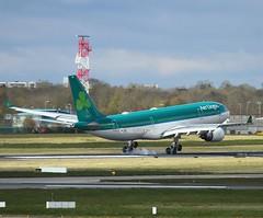 Aer Lingus                            Airbus A330                          EI-EWR (Flame1958) Tags: airbus dub aerlingus dublinairport 2016 0416 eidw aerlingusairbus 290416