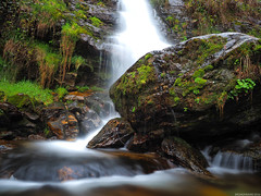 nature waterfall (bruno favero) Tags: nature water river waterfall omd em1 nd1000 zuiko1240