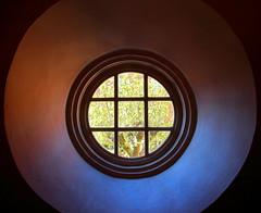 Colour Wheel (mikkelfrimerrasmussen) Tags: church copenhagen all metro saints kbenhavn kirke amager sundby lergravsparken allehelgens