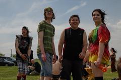 teddybearpicnicday-18 (claire.pontague) Tags: bear park party kite sunshine outdoors picnic teddy stage saskatoon dancefloor djs 2016