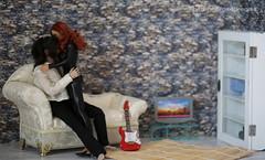 meanwhile at leonardo's flat (photos4dreams) Tags: practicallifeofthelittlepersonsp4d theblackwidowp4d omg scarlettjohansson actress head blackwidow ironman avengers doll toy 12 schauspielerin celebrity photos4dreams photos4dreamz p4d redhead red hair rothaarig star vip 16 callmeleonardop4d heyhandsomep4d takeshikaneshiro taiwanischjapanischer schauspieler taiwanesejapanese actor blackhaired handsome actionfigure actionfigur gumsingmo laceshirt spitzenhemd handgenäht handmade custom shirt photoshop photoshopped dragontattoo tattoo tatoo tabletopphotography