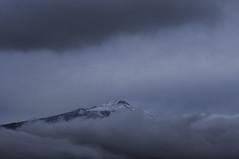 Mount Etna at dawn (Lorenzo Sedita) Tags: italy cloud snow dawn volcano nikon italia alba 14 may stormy mount neve sicily mm monte 50 etna catania sicilia vulcano maggio