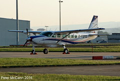 D-FSPG C208 Glasgow May 2016 (pmccann54) Tags: cessna208 dfspg
