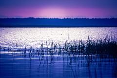 sunset over lake ebsko (Smo_Q) Tags: sunset lake twilight loneliness poland  ebsko pentaxk3ii
