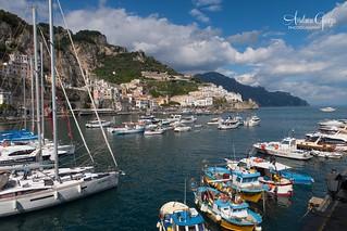 Amalfi, Italy ** {image on Explore ♥ thanks}