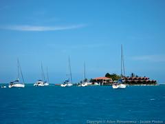 Saba Rock (3scapePhotos) Tags: travel sea vacation rock sailboat island saba islands boat sailing virgin tropical british gorda caribbean tropics bvi britishvirginislands virgingorda sabarock