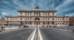Palace of Justice in Rome (Thien Thach | 01678530980) Tags: rome architecture facade