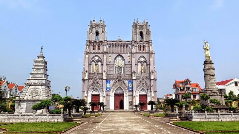 Tiểu vương cung thánh đường Phú Nhai