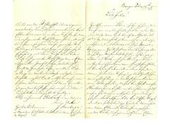 JS_to_Julia_S_1886-02-12_ p.1 (Max Kade Institute for German-American Studies) Tags: handwriting script handwritten cursive sternberger kurrent