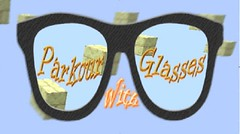 Parkour With Glasses Map (TonyStand) Tags: game 3d gaming minecraft