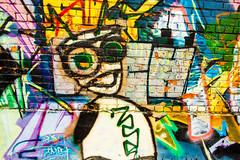 Robot Brain (Thomas Hawk) Tags: abandoned graffiti michigan detroit corktown waynecounty bookdepository fav10 dpsbookdepository rooseveltwarehouse detroitbookdepository