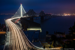 New San Francisco Oakland Bay Bridge (3scapePhotos) Tags: sanfrancisco california road new city longexposure morning travel bridge light urban usa motion west fog skyline architecture modern bar night dark landscape island dawn oakland bay coast landscapes office highway san francisco long exposure downtown cityscape treasure treasureisland traffic streak suspension dusk contemporary cities trails cityscapes wallart livingroom lobby coastal baybridge yerba westcoast interiordesign buena yerbabuenaisland mancave 3scapephotos