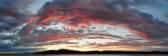 2016-06-20 Sunset Panorama (03) (3072x1024) (-jon) Tags: sunset sky panorama cloud water composite clouds tramonto sonnenuntergang pano panoramic skagit pugetsound sanjuanislands anacortes washingtonstate stitched  puestadelsol skagitcounty coucherdusoleil   guemeschannel salishsea  fidalgoisland matahariterbenam    curtiswharf a266122photographyproduction