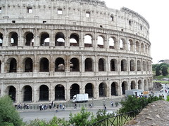 Token Shot (Adventures of KM&G-Morris) Tags: travel italy rome ancient coliseum
