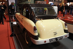 Citron 2CV 1953 par Philippe Charbonneaux (fangio678) Tags: retromobile 04 02 2016 paris philippe charbonneaux voiture voituresanciennes ancienne collection cars classic coche oldtimer youngtimer citron 2cv par 1953 french francaise