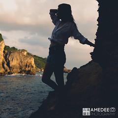 Claire (Amedee Photography ) Tags: portrait beach secretbeach kaohsiung     xiziwan   amedeephotography