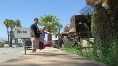 August 09, 2016 (27) (gaymay) Tags: california desert gay palmsprings riversidecounty coachellavalley geocache scavengerhunt cathedralcity