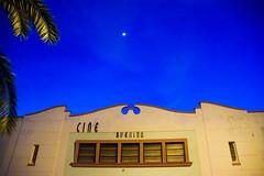 Sidi Ifni Cinema (Canoma Photography) Tags: sidi ifni cinema morroco marokko nightshot blue hour