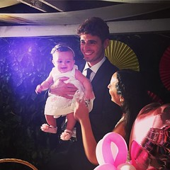 Carlotta, Orazio and Dalila alla festa del battesimo #family #festa #party (dewelch) Tags: ifttt instagram carlotta orazio dalila alla festa del battesimo family party