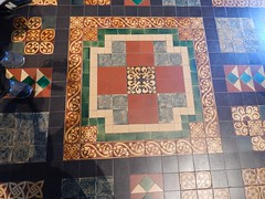 Cathedral floor (BBuzz1) Tags: saintpatrickscathedral westsalemhighschool westsalemhighschoolfrench wshsfrench wshseurotrip dublin