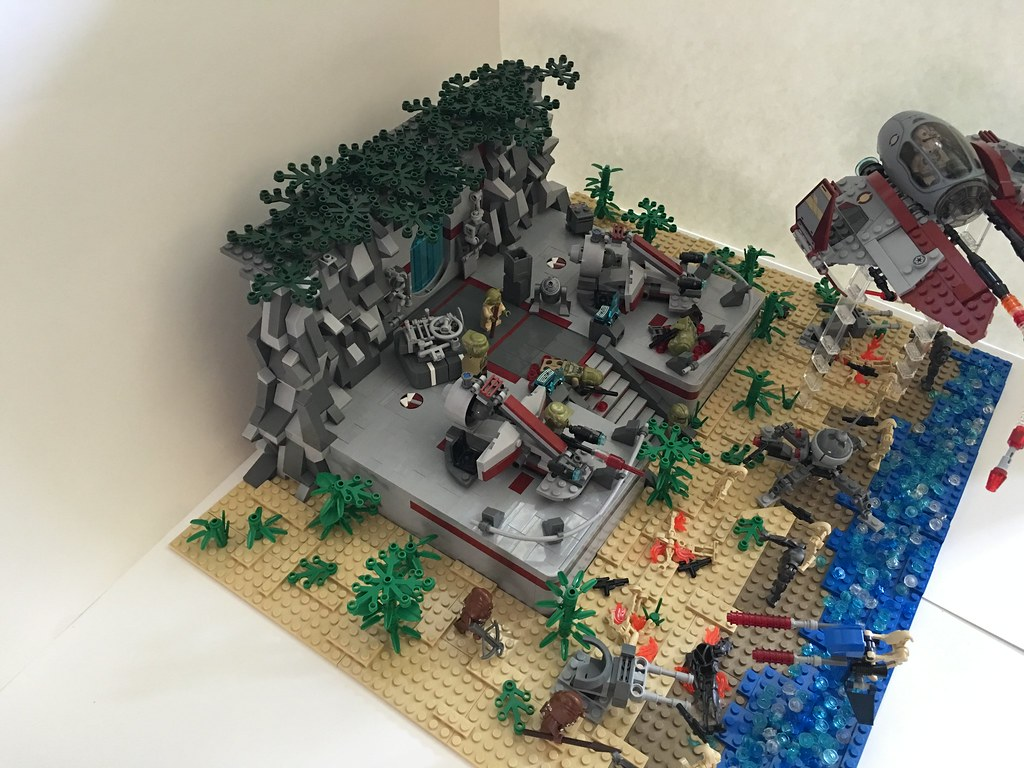 The Worlds Best Photos Of Classicstarwars And Lego Flickr Hive Mind