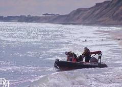Mundesley 5 (davemoly17) Tags: davidmolyneuxphotography sea seaside beach beachhuts coast sand groynes waves water mundesley norfolk lifeboat sunny canon eos 1100d sigma wideangle