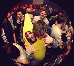 2010-03-18 Electric Banana ([Ananabanana]) Tags: d40 nottingham nottinghamshire notts gimp photoscape nikonistas nikonista uk unitedkingdom 1855mm 1855 nikkor nikon1855mmkitlens nikon1855mm nikonafsdx1855mm nikkor1855mm nikkorafsdx1855mm club clubbing music dancing drinking drunk electricbanana bodega bodegasocialclub thesocial student students banana drinks bar gig 035x fisheye optekafisheye opteka035xfisheyeconverter optekafisheyeconverter fisheyeconverter opteka clubphotography clubphotographer nightclubphotography nightclubphotographer fisheyeportrait
