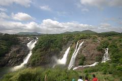 Gaganchukki Falls (VinayakH) Tags: gaganchukkifalls shivanasamudram karnataka india kaveririver river waterfalls chamarajanagar