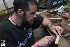 IMG_0480 (zedoutdoors) Tags: spoon carving woodwork spoonfest carve