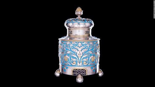 Самая дорогая коллекция посуды в мире Chitra