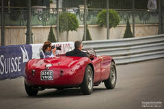 Ferrari 500 Mondial Spider Pininfarina (Raphaël Belly Photography) Tags: rb raphaël monaco principality principauté mc montecarlo monte carlo french riviera supercar supercars car cars automobile raphael belly eos canon photographie photography exotic grand prix historique gp acm club historic old voiture race racing motorsport sport course 0458md ferrari 500 mondial spider pininfarina red rouge rosso rossa