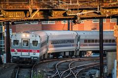 Push Pull (Nick Gagliardi) Tags: train trains railroad philadelphia septa comet ii cab car push pull