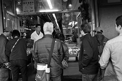 Chinatown Fridays (64) (momentspause) Tags: ricohgr ricoh blackandwhite bw chinatown streetphotography street candid sanfrancisco