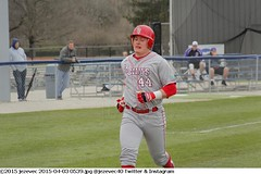 2015-04-03 0539 College Baseball - St John's Red Storm @ Butler University Bulldogs (Badger 23 / jezevec) Tags: game college sports photo athletics university image baseball università picture player colegio 500 athlete redstorm spor universiteit esporte bulldogs collegiate universidade faculdade atletismo basebal honkbal kolehiyo hochschule béisbol laro butleruniversity atletiek kolej collège stjohnsuniversity athlétisme leichtathletik olahraga atletica urheilu yleisurheilu atletika collegio besbol atletik sporter friidrett спорт bejsbol kollegio beisbols palakasan bejzbol спорты sportovní kolledž pesapall beisbuols hornabóltur bejzbal beisbolas beysbol atletyka lúthchleasaíocht atlētika riadha kollec bezbòl 20150403