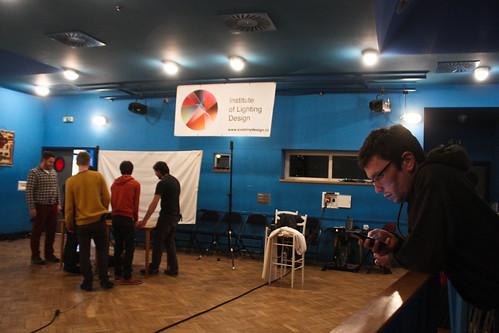 "WORKSHOP: Percepce lidského oka / Video jako zdroj světla na divadle • <a style=""font-size:0.8em;"" href=""http://www.flickr.com/photos/83986917@N04/16463747514/"" target=""_blank"">View on Flickr</a>"