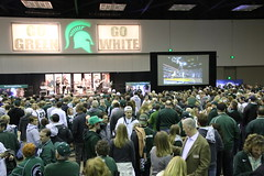 Photo representing Final Four Pep Rally, April 2015