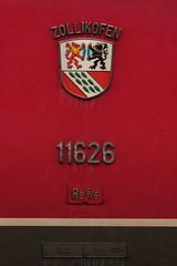 SBB Lokomotive Re 6/6 11626 Zollikofen (chrchr_75) Tags: train schweiz switzerland suisse swiss eisenbahn zug sbb 66 april re christoph svizzera bahn treno schweizer ffs bundesbahn lokomotive lok 620 zollikofen suissa 2015 cff re66 slm chrigu 11626 bahnen schweizerische chrchr hurni chrchr75 bundesbahnen chriguhurni re620 albumsbbre66lokomotive albumbahnenderschweiz chriguhurnibluemailch albumbahnenderschweiz201516 hurni150404 albumzzz201504april