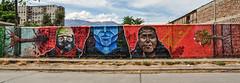 Universo (camila.acevedo95) Tags: chile streetart mural arte sanmiguel mapuche universo artecallejero arteurbano