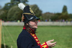 Authentic camp (artillerysociety) Tags: house nikon nt anniversary battle waterloo national 200 trust artillery mansion society reenactment ickworth d600 napoleonic associatiion