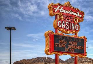 Casino & Hotel, Boulder City Nevada