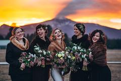 AlishaandGusbyAJR2015_1B7A2299 (Alicia J. Rose) Tags: wedding sunset oregon sisters volcano portlandoregon brideandgroom weddingphotography aliciajrose threemountains budgetwedding silkweddingdress